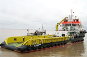 Anchor Handling Towing Supply Vessels